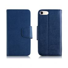 Blue  wallet case