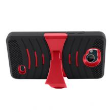 Red/black Horizontal kick stand
