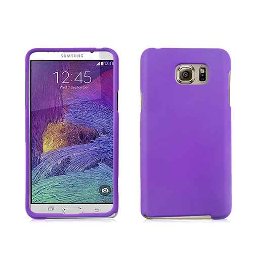 Purple snap on case